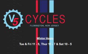 V5 Cycles